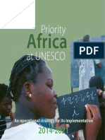 Priority Africa Unesco