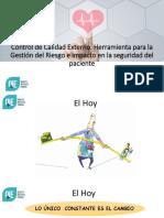3. RIQAS Seguridad Del Paciente