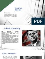 Biografía  y Aportes de grandes lideres.pptx