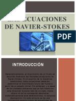 Las Ecuaciones de Navier Stokes