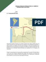 Analisis de La Hidrovia Paraguay-parana