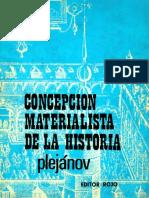 Concepcion Materialista de La Historia