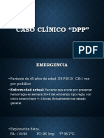 Caso Clínico Dpp