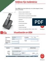 Comunicado de Nuevo Telefono Linea Fija Masiva Residencial 171215