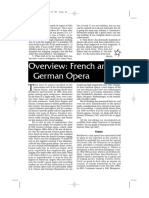 ARG French and German Opera
