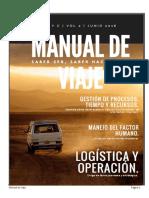 Manual de Viaje 2018