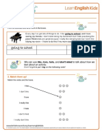 grammar-like + V.ing-worksheet
