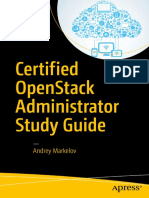 Andrey Markelov Certified OpenStack Administrator Study Guide
