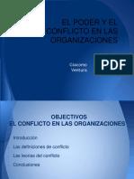 Poder y Conflicto en Las Organizacione Aula 22