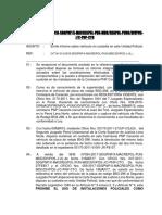 Informe Nº 028 Vehiculos en Custodia
