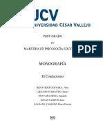 Conductismo monografia.docx