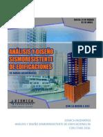 Temario Análisis y Diseño Sismoresistente de Edificaciones Con Etabs 2016