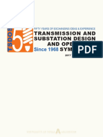 Transmission and Substation Design Operation Technical Papers