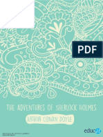 The Adventures of Sherlock Holmes_Conan Doyle