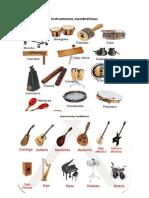 Instrumentos membrafonos