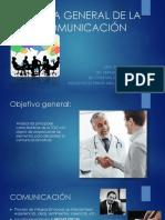 Teoría General de La Comunicación