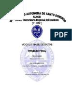 Trabajo Final Modulo Base de Datos - Alex Rafael Polanco Bobadilla