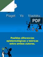 Piaget vs Vigotsky (2)