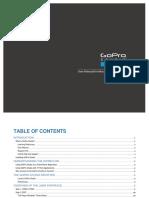 GoProStudio2.5 User Manual Mac