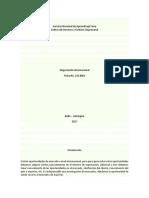 evidencia 4  gestiono empresarial