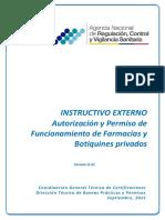 IE-D.2.2-EST-01_Autorización_Permiso_Farmacias_Botiquines