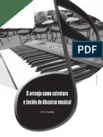 Arranjo Como Tecido e Discusso Musical - Gil