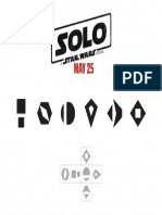 Solo Chance Cubes Template