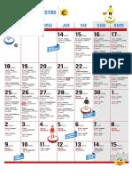 Calendario Partidos Mundial Rusia 2018