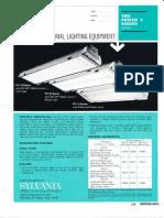 Sylvania Power-V Shielding Fluorescent Spec Sheet 4-68