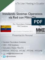 Instalando Sistemas Operativos vía Red con MikroTik.pdf