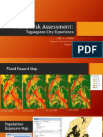 Flood Risk Assessment Tuguegarao DILG