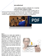 Reportaje Audiovisual 2º Medio