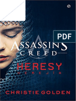 Assassin's Creed Herejía - Christie Golden