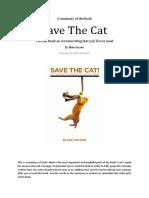 Save the Cat Summary