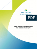 Manual de Procedimento de Redes de Distribuição