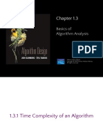 1 3 Basics of Algorithm Analysis v4