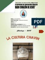 La Cultura Chavin - Cinthia Cabrera Cervera