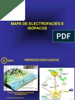 Mapas de Electrofacies