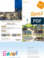 Official Tourist Guide - Seoul, South Korea
