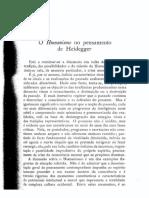 o humanismo no pensamento de heidegger.pdf