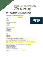 Prueba Libro El Caso Del Futbolista Enmascarado111