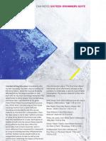 Dan Weiss - Sixteen- Drummers Suite - Sixteen PDF Artwork