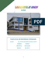 Plan Local de Seg Ciud Monzon 2016