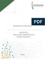 Antecedente 409 Nueva Línea 2x66 KV Pan de Azucar-Guyacan