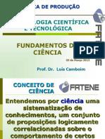 Aula 6 - Fundamentos Da Ciencia