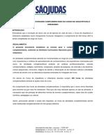 Regulamento de Atividades Complementares 2013
