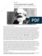 A 200 años del nacimiento de Karl Marx