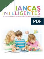 2 a 5 Anos Brincadeiras Criativas Para Crianças Inteligentes