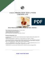 TOEFL Indonesia