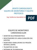 5 -Equipamiento Cardiologico Equipo de Monitoreo y Equipo Protesico